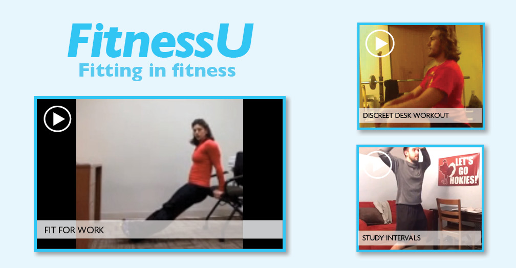 FitnessU: Fittingnin fitness