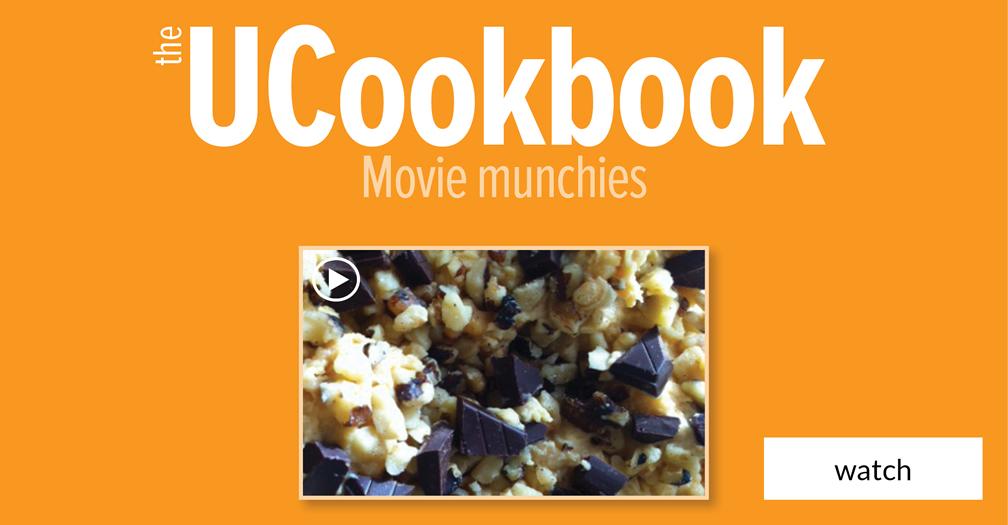 UCookbook: Movie munchies