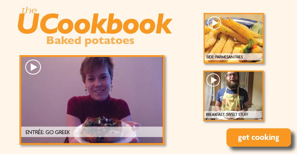 UCookbook: Baked potatoes