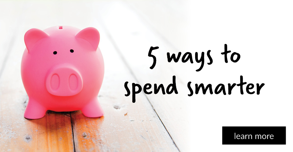Your everyday money mistakes: 5 ways to spend smarter