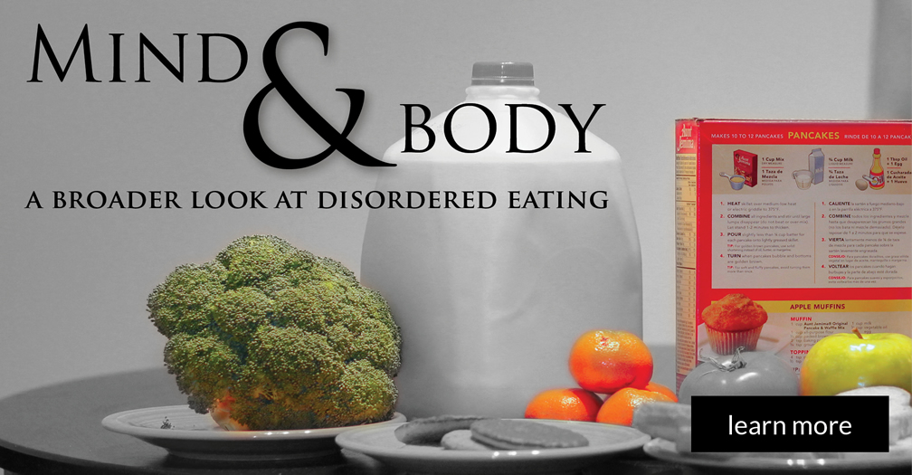 Mind and body: A broader look at disordered eating
