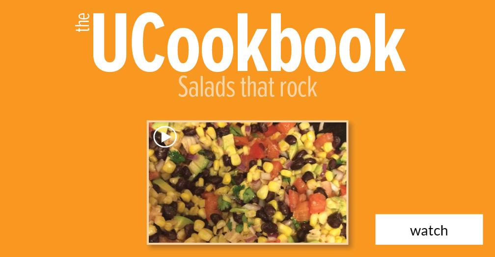 UCookbook: Salads that rock