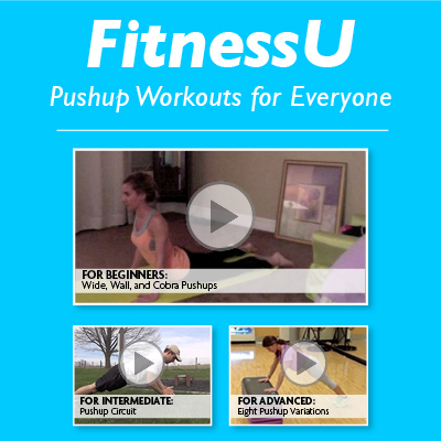 FitnessU: Pushup Workouts for Everyone