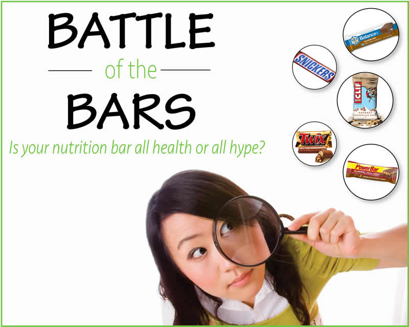 Battle of the bars: Is your nutrition bar all health or all hype?