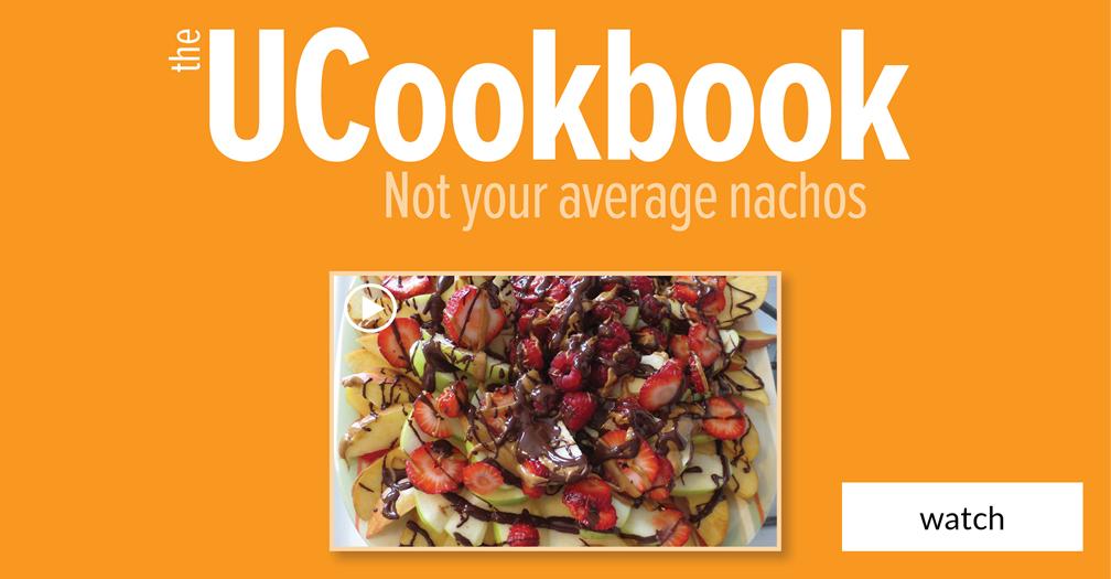 UCookbook: Not your average nachos