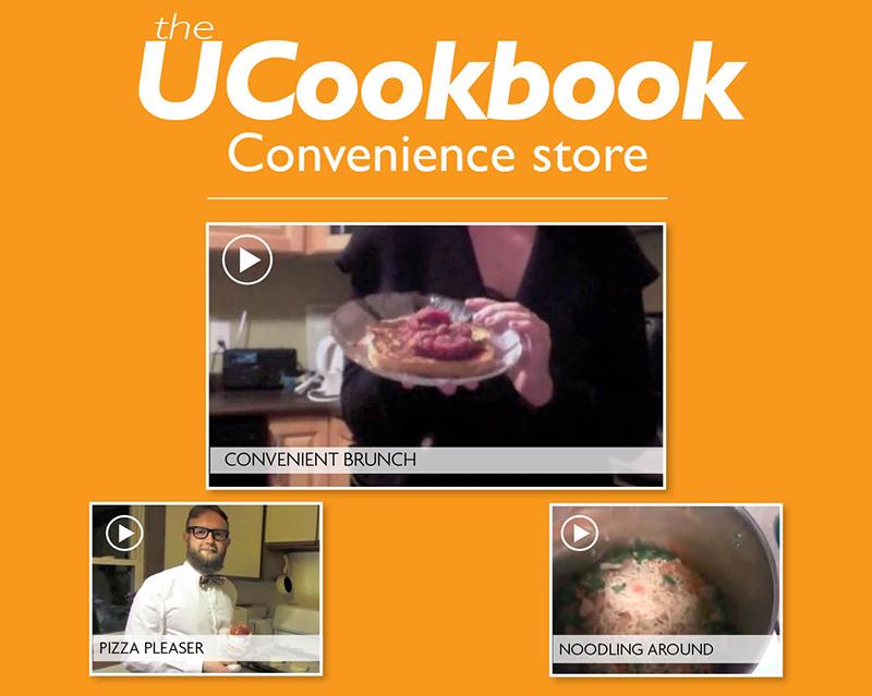 UCookbook: Convenience store