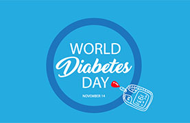 "It's National Diabetes Awareness Month: Here's what you should know"" class="