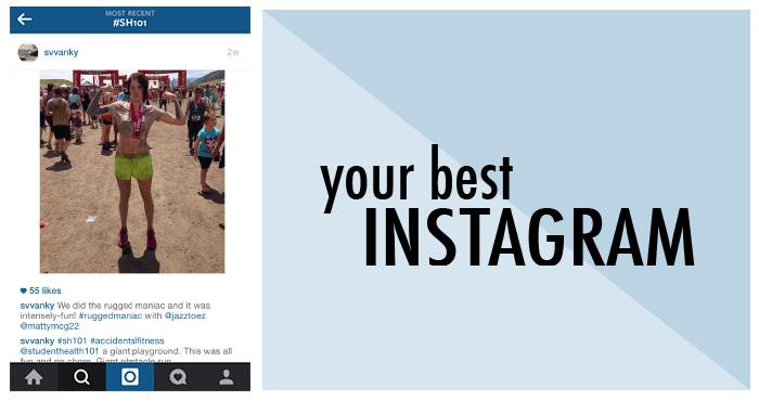Your best instagram