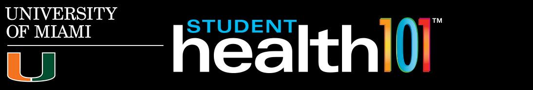 Student Health 101 Logo