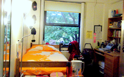 Trinity College Hartford Dorm Rooms