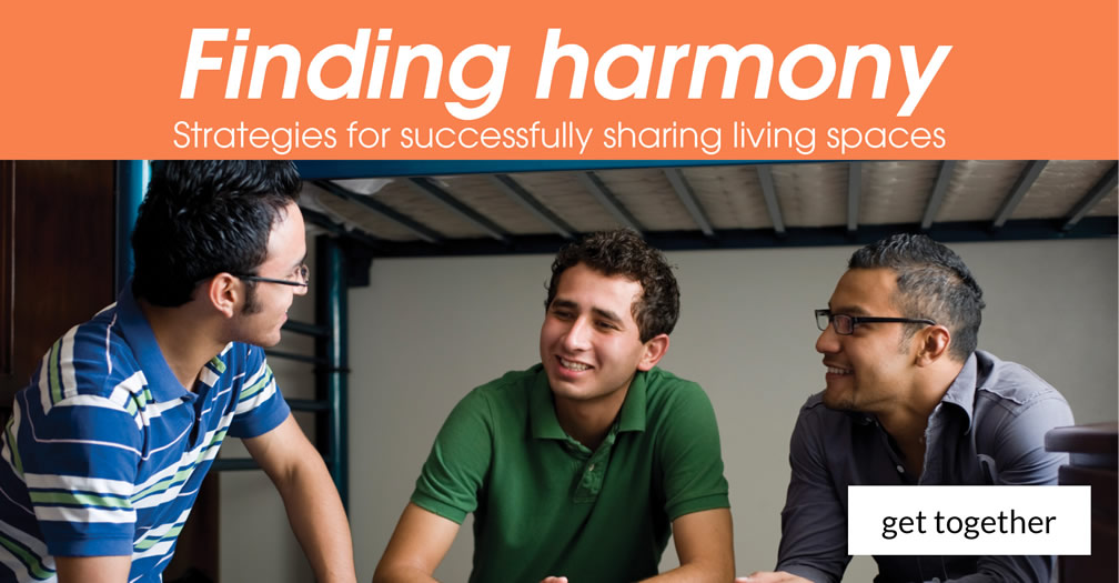 Finding harmony: Strategies for successfully sharing living spaces