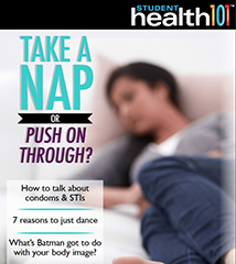 Gavilan Student Health 101 Cover Page