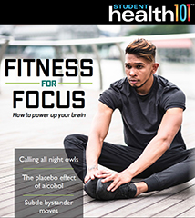 student health 101 magazine april 2016 cover
