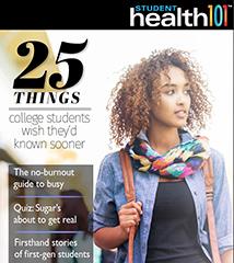Student Health 101 Issue September 2015