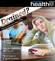Student Health 101 Issue October 2015